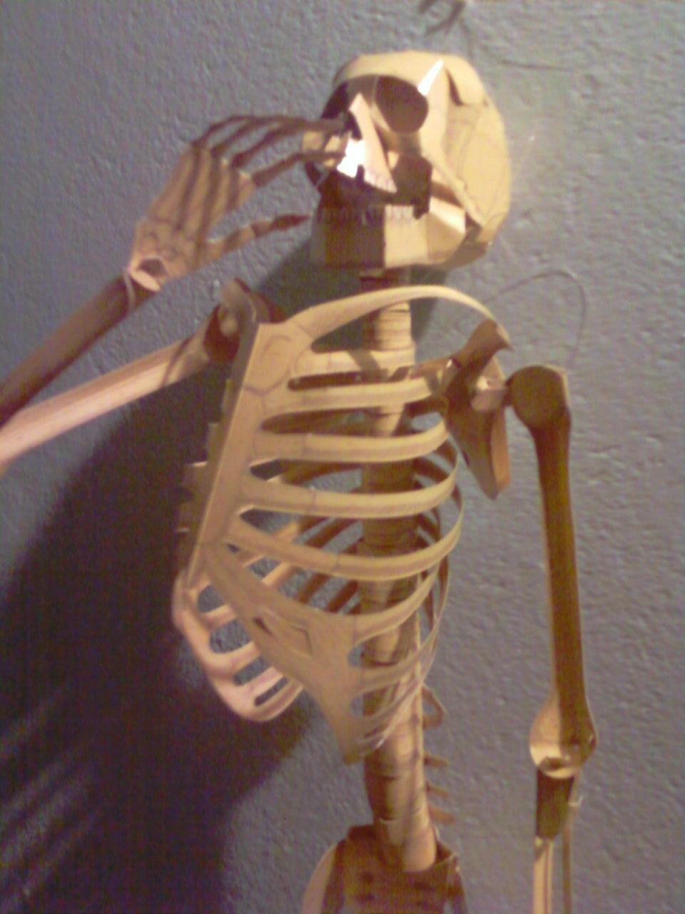 Skeleton Matangmanok