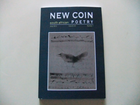 New Coin June 2013 cover