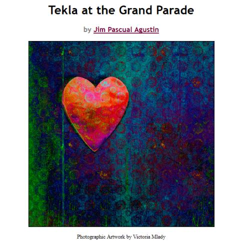 tekla at the grand parade eclectica magazine image