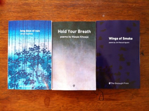 three-books