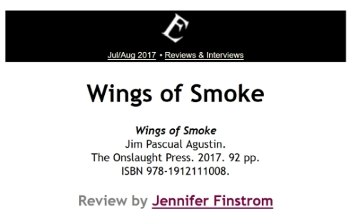 ECLETICA MAGAZINE wings of smoke